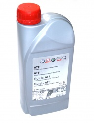ATF Fluid 5-Gang-Automatik Getriebeol Original VW / Audi Ol 1 Ltr. Flasche G052990A2 для Alhambra до