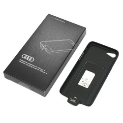 Audi Induktive Ladehulle Original Handycover iPhone 7 Wireless Charging Cover