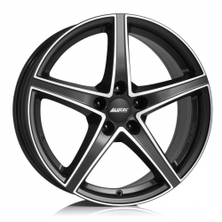 Alutec Raptr 8,5x20 5/108 ET45 d-63,4 Racing Black Front Polished (RR852045F53-5)